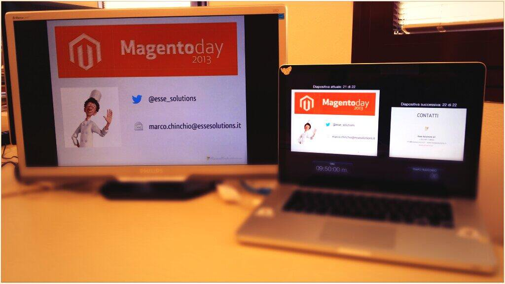 Magento Day Esse Solutions