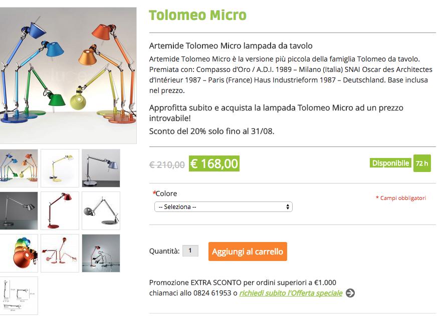 Tasso di Conversione e-commerce immagini