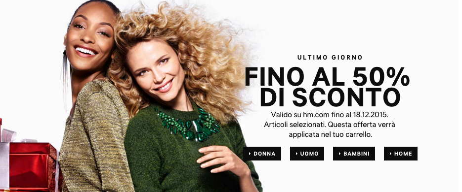 Call to Action e-commerce Zalando esempi